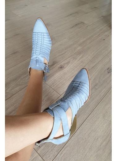 Topukla Bot Mavi